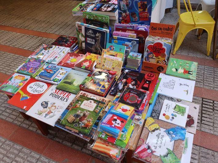 Marratxí celebra Sant Jordi con libros y teatro en Sa Cabaneta