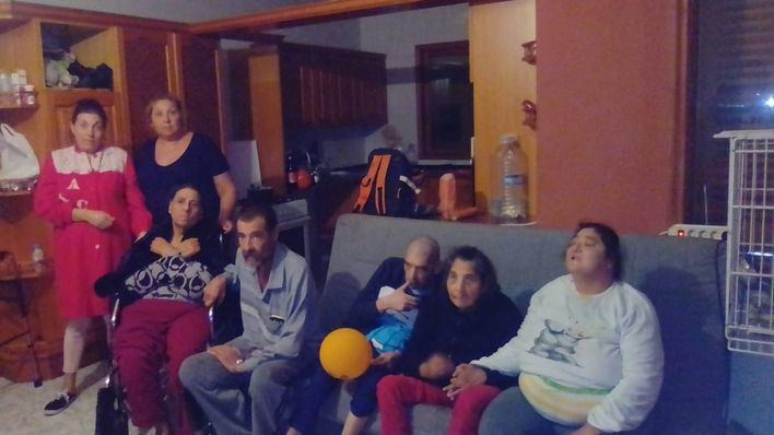 Acuerdo para que la familia de Santiago Moreno no sea desahuciada en Llucmajor