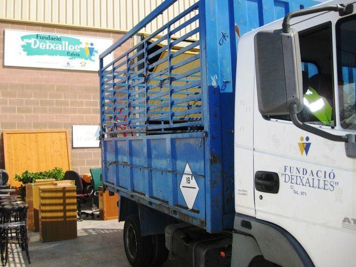 Fundació Deixalles abrirá un centro de prevención de residuos e inclusión social en Calvià
