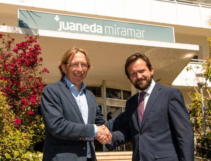 Juaneda Hospitals, patrocinador de la Federación Balear de Golf