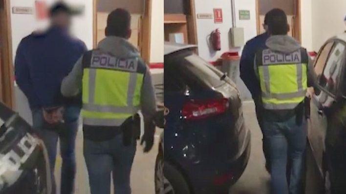 Detenido un sicario polaco que quería secuestrar a un miembro de un clan rival