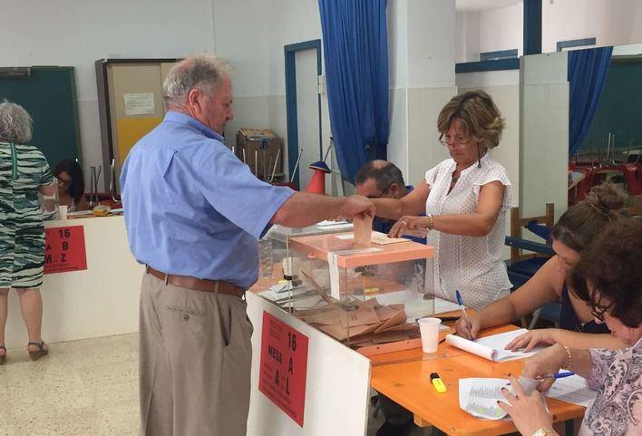 El voto por correo aumenta un 27 por ciento en Baleares