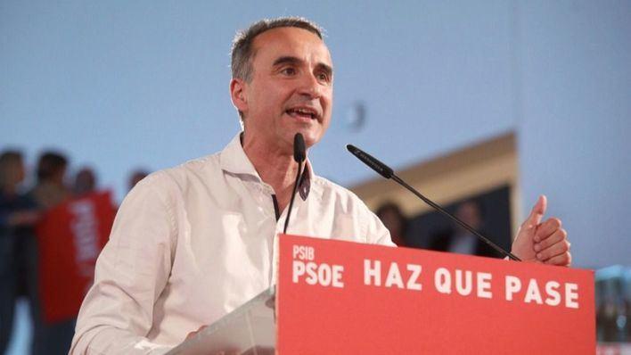 """Pere Joan Pons: """"El voto que no vaya al PSOE va para las derechas de la foto de Colón"""""""