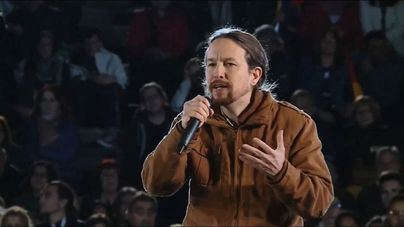 Iglesias llama al voto 'útil' a Unidas Podemos 'para frenar a la derecha'