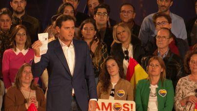 Rivera anima a 'darse el gustazo de echar a Sánchez'
