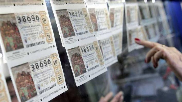 Parte del segundo premio de la Loteria Nacional cae en Palma