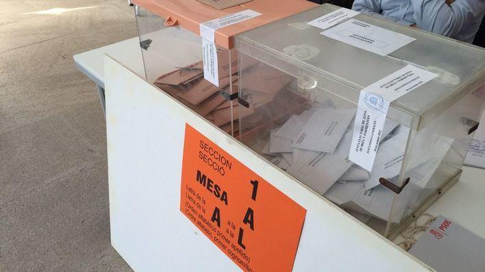 Cómo saber el colegio electoral y la mesa en la que se tiene que votar