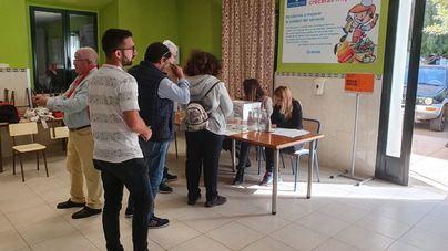 Sin incidencias en los 385 colegios electorales de Baleares