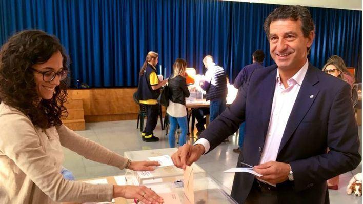 Biel Company anima a votar 'pensando bien a quién elegir'