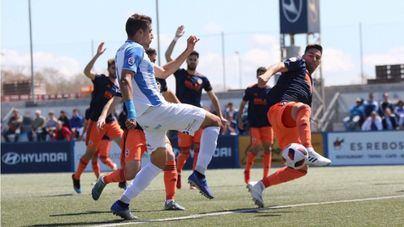 El Atlético Baleares sigue con paso firme su camino hacia el ascenso