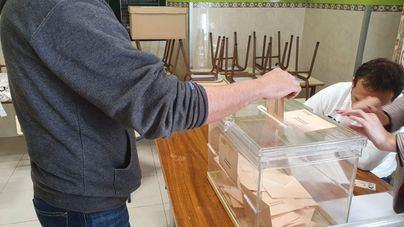 La participación en Baleares sube 7,3 puntos hasta el 54,42 por ciento