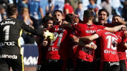 El Mallorca sube al cuarto lugar y se afianza en la zona de promoción
