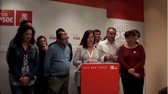 El PSIB celebra el 'resultado histórico' en Baleares