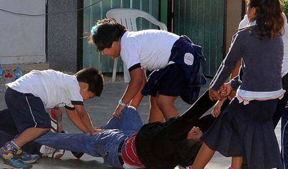 Más de 1.000 menores sufren acoso escolar en España al año