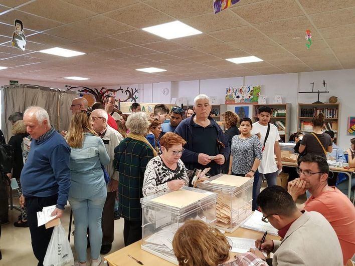 Los socialistas ganan en Marratxí un disputado duelo con Ciudadanos