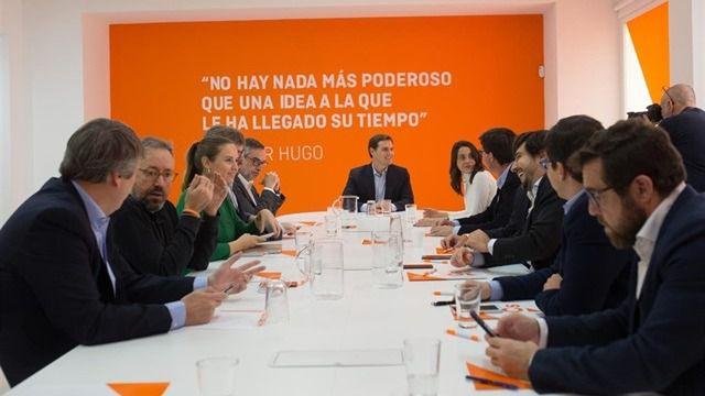 Ciudadanos no negociará con el PSOE ni un Gobierno ni la investidura de Sánchez