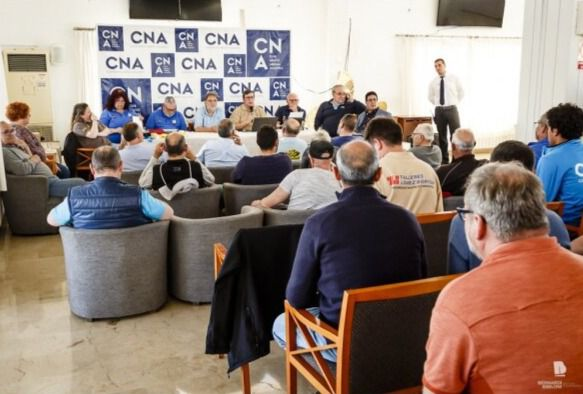 El club valenciano Todo-Nautic campeón de España de Embarcaciones Fondeadas