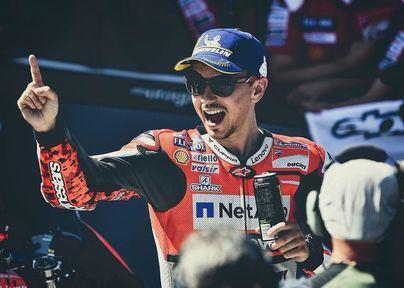 Jorge Lorenzo: 'Jerez es uno de mis circuitos favoritos'