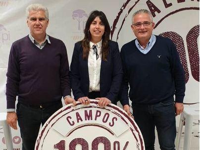 Cati Servera, candidata de El Pi al Ayuntamiento de Campos