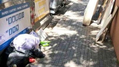 La limpieza viaria de Palma suspende: