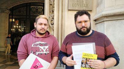 Ben Amics denuncia al recinto que acogió la presentación de un libro sobre