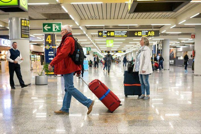 Aena gana más de 135 millones de euros en el primer trimestre del año
