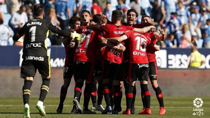El Mallorca insta a llenar Son Moix el domingo ante el crucial partido ante el Sporting