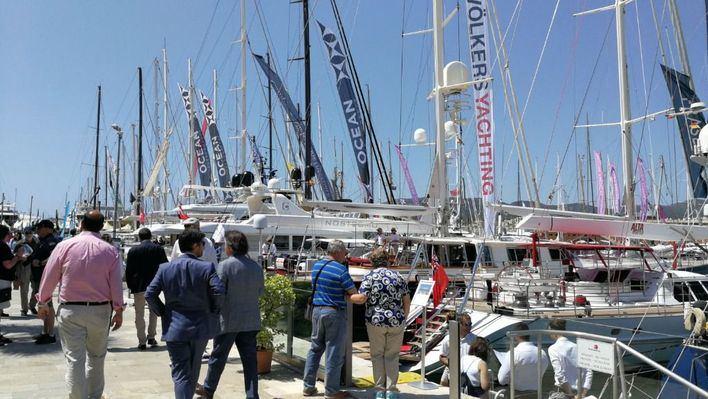 El Palma International Boat Show cierra con un nuevo récord con más de 30.000 visitantes