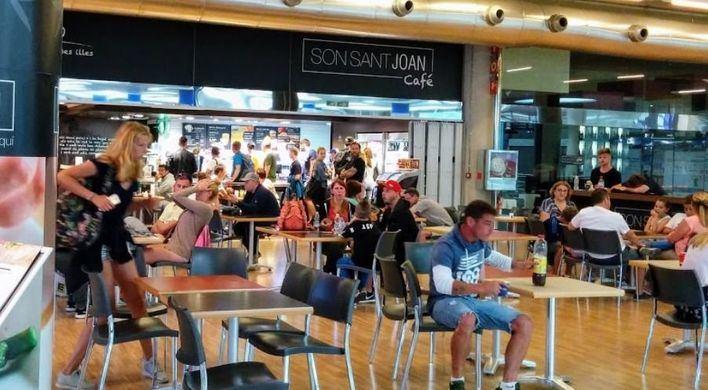 Afedeco se suma al bloqueo de mercancías en los comercios del aeropuerto