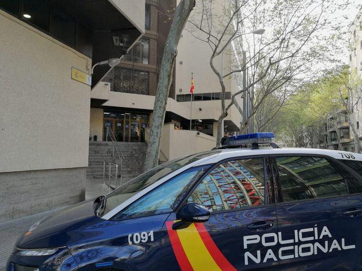 Detenido por realizar en Palma gestos obscenos y sexuales a una menor de 13 años