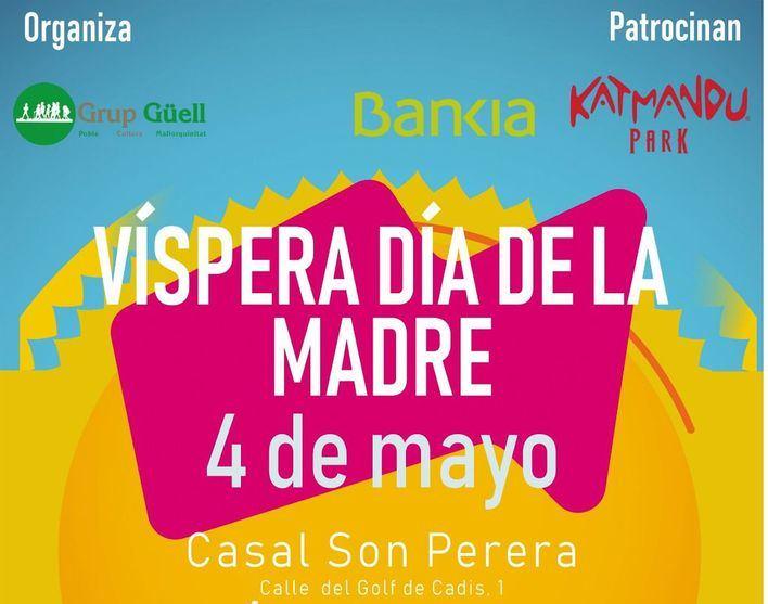 El Grup Güell celebrará el Día de la Madre con actuaciones y sorteos en Ciudad Jardín