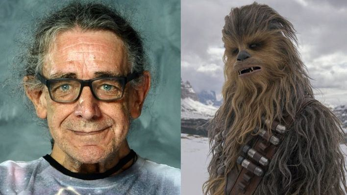 Muere Peter Mayhew, Chewbacca de 'Star Wars'