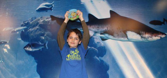 Un estudiante de 8 años de Portocolom gana el Campeonato de cálculo mental de Mallorca
