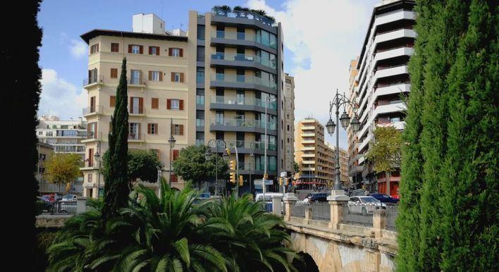 La vivienda baja en Baleares un 0,4 por ciento en abril