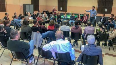 Voluntarios explicarán el programa de Més per Palma a pie de calle