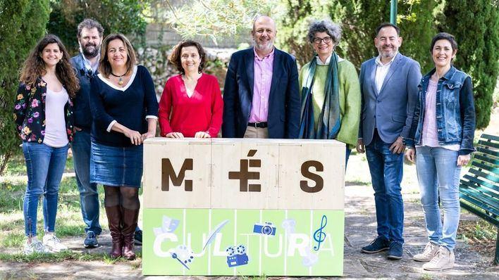 Més per Mallorca apuesta por duplicar el presupuesto en cultura