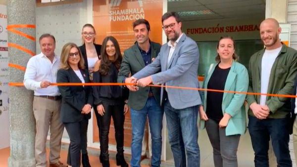 La Fundación Shambhala inaugura un local en Palma para ayudar a jóvenes en riesgo de exclusión social