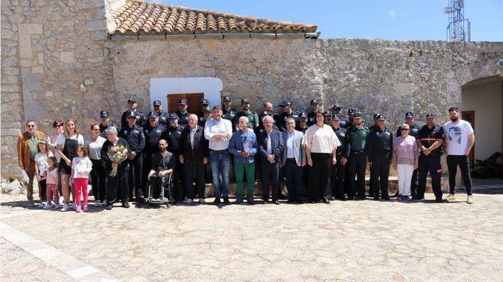 Inca celebra el Día de la Policía Local