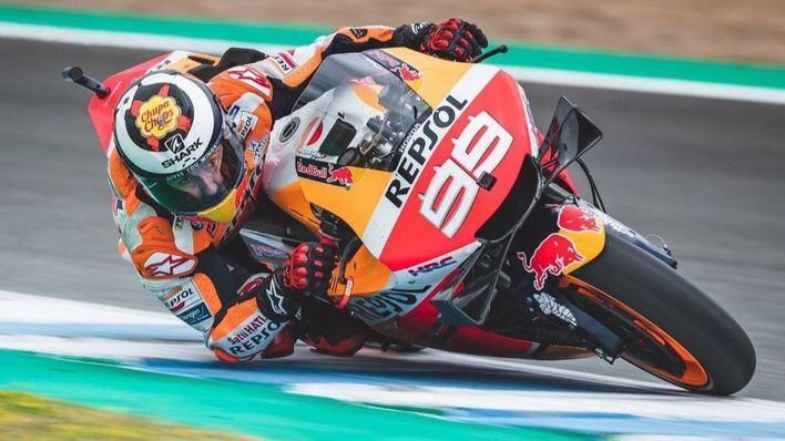 Lorenzo hace autocrítica tras el GP de Jerez: