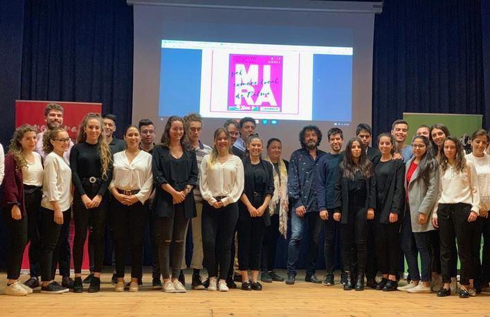 Jóvenes del colegio Montesión ofrecen ideas para dinamizar el comercio local en Palma