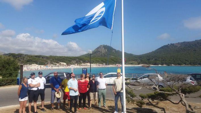 Baleares pierde cuatro banderas azules