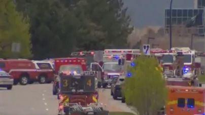 Un muerto y ocho heridos en un tiroteo en una escuela de Denver