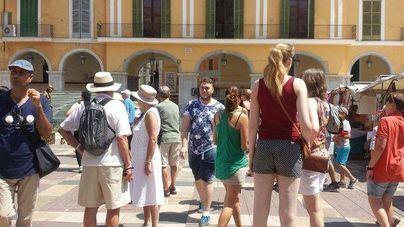 Baleares recibe 692.000 turistas extranjeros en tres meses