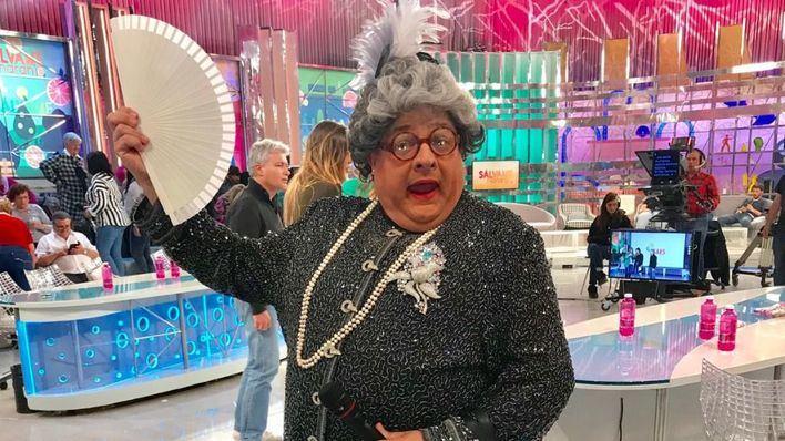 Madó Pereta, estrella del 'Sálvame' de Telecinco