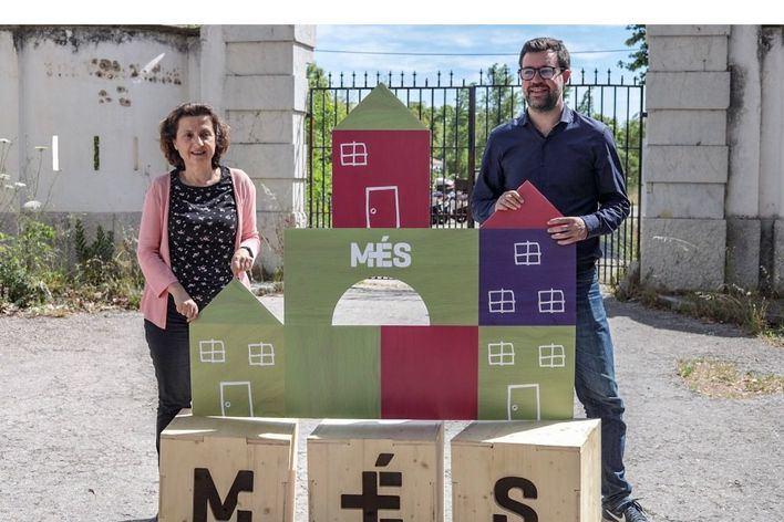 Més promete 5.000 viviendas públicas en los próximos ocho años