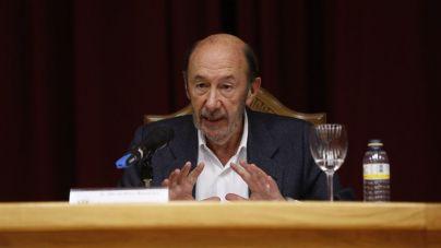 """El estado de Rubalcaba empeora a """"extrema gravedad"""""""