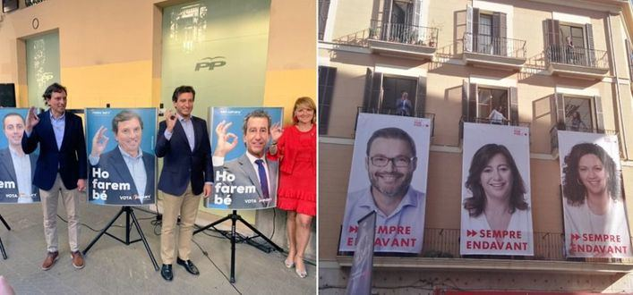 26M: Los partidos emprenden la campaña electoral con más incertidumbres