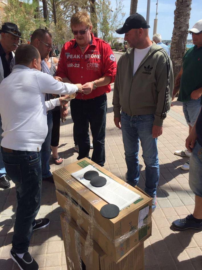 Hoteleros de Playa de Palma reclaman que se siga actuando contra el