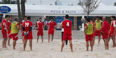 San Francisco se convierte en el primer equipo balear en la Liga Nacional de Fútbol Playa