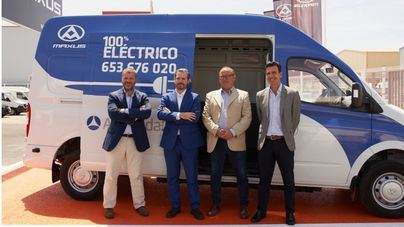 Maxus llega a Mallorca de manos del grupo Autovidal